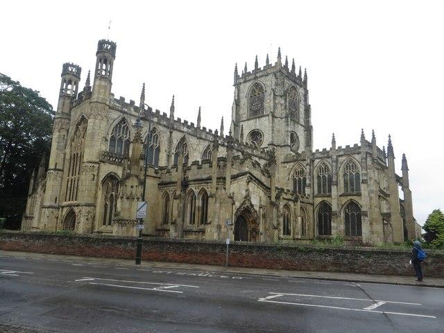 St Mary's Parish Church, Beverley