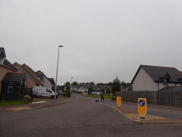 Whiterow Drive, Forres