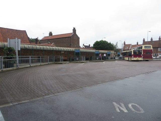 Beverley Bus Station