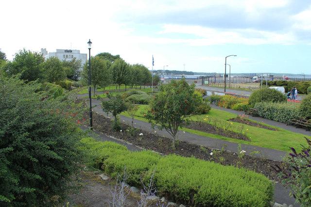Gardens, Stranraer