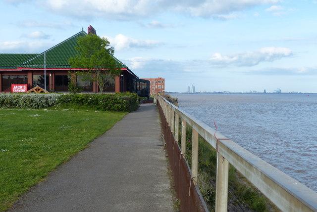 Jacks Bar and Restaurant at St Andrews Quay