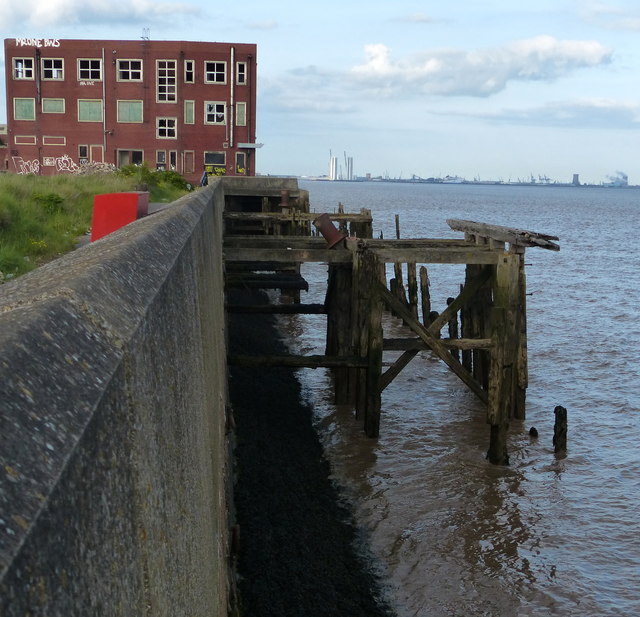 St Andrews Quay at Kingston upon Hull