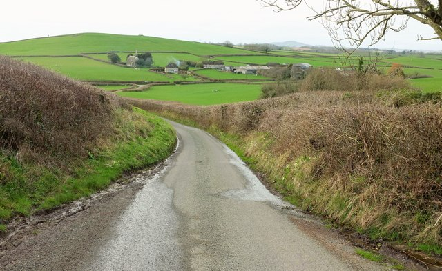 Road to North Poorton