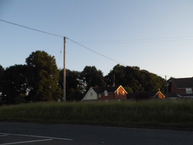 Houses by Holt Road, Hellesdon