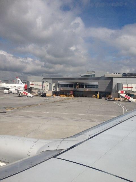 Gatwick South Terminal Apron