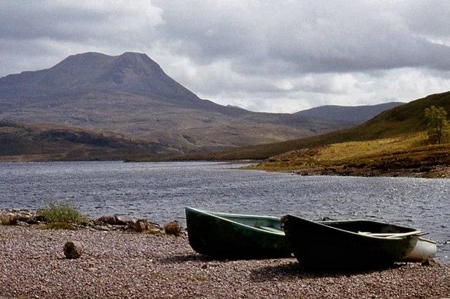 Loch Bad an Scalaig