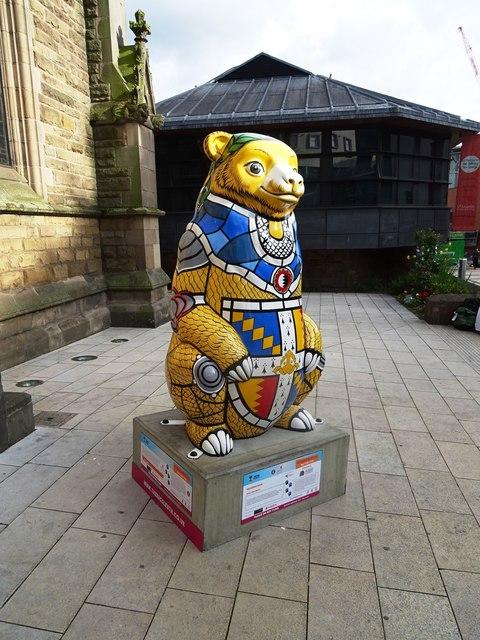 'Bearmingham' Bear