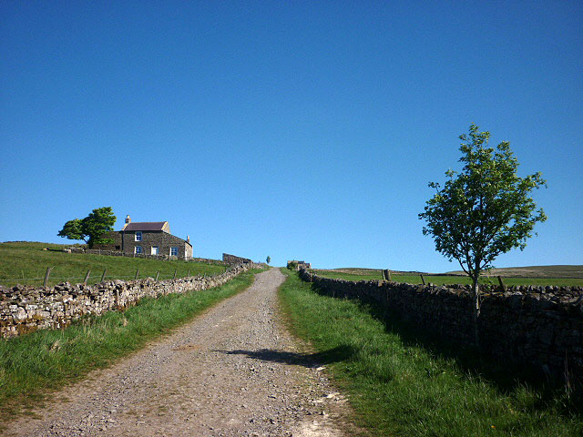 Bridleway to Burtree Fell