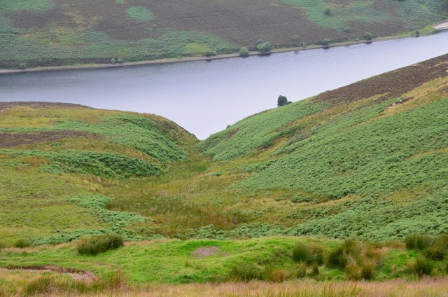 Mere Cleuch and Upper Cowgill Reservoir
