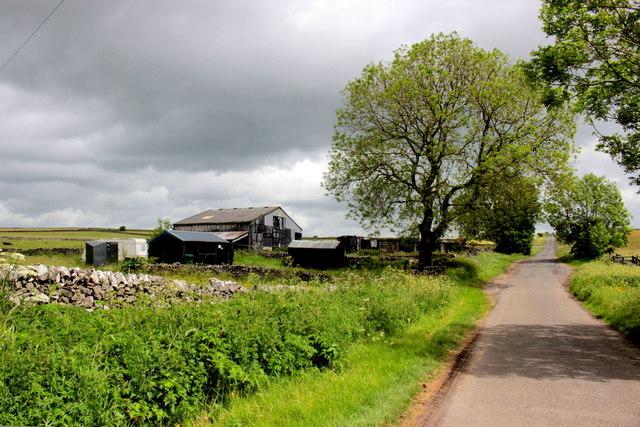 Horse Lane Monyash