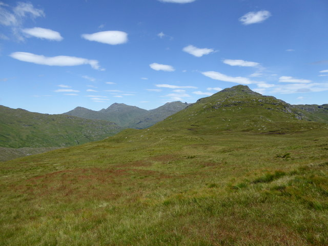 The Brack from the Cowal Way