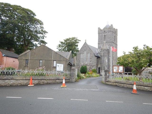 Ballasalla - St Mary's Church