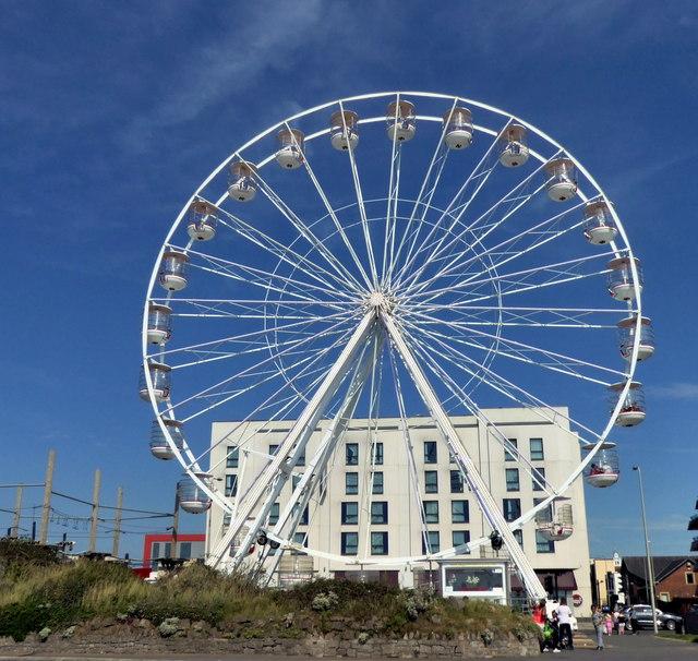 Ferris Wheel, Weston-Super-Mare