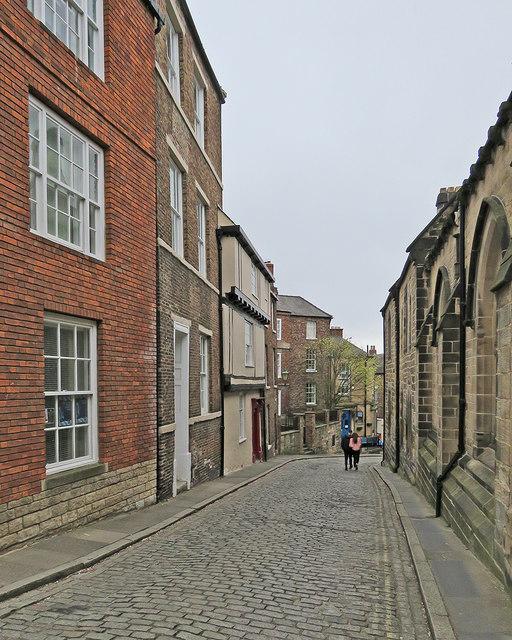 Durham: down Owengate
