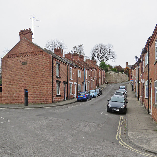 Durham: New Street