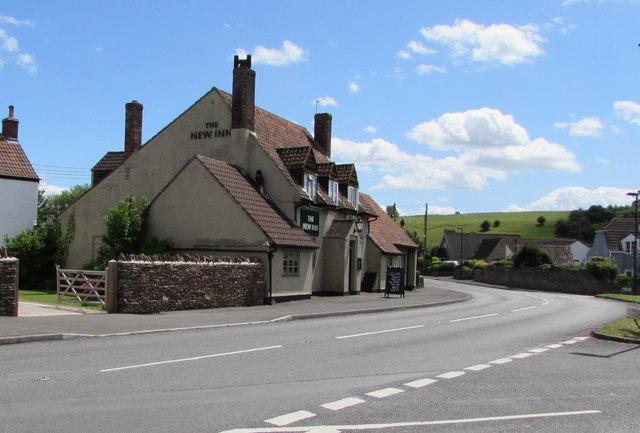 The New Inn, Westerleigh