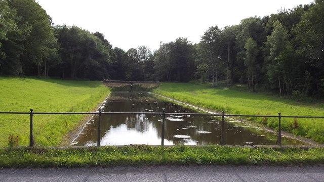 Obelisk Pond West