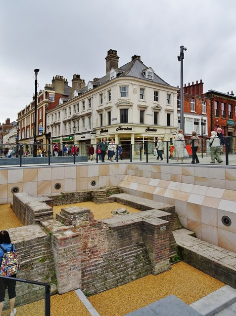 Beverley Gate, Kingston upon Hull