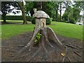 NS3975 : Fairy house in Levengrove Park by Lairich Rig