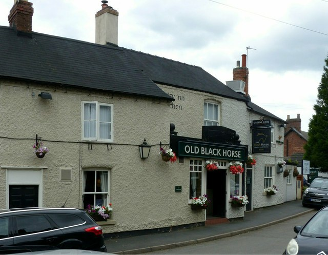 The Old Black Horse, Mapperley