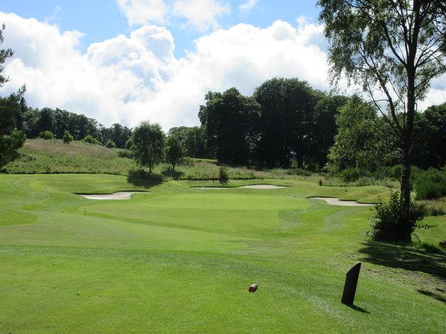 Lynedoch, 6th hole, Wild Meadow