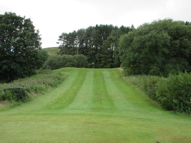 Lynedoch, 11th hole, Tayview