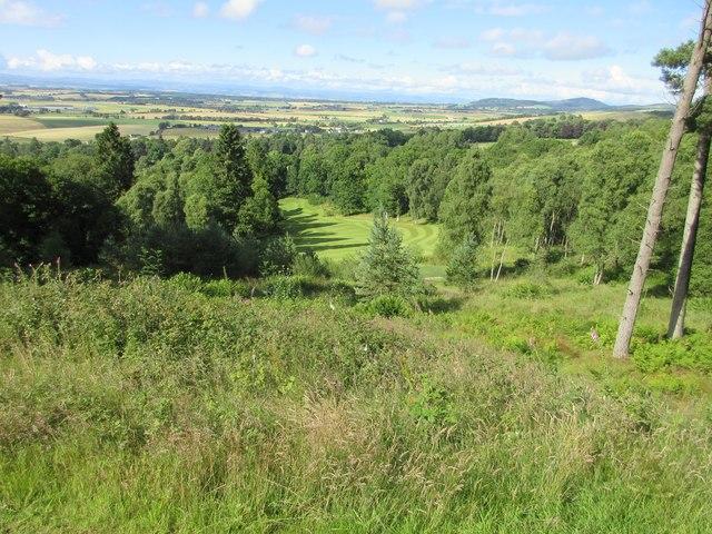 Lynedoch, 15th hole, Lynedoch View