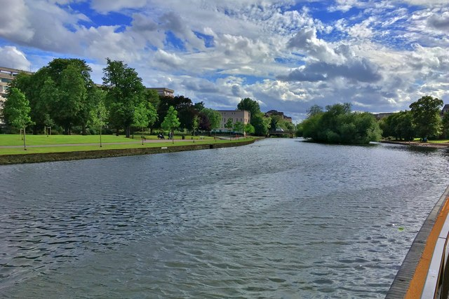 River Great Ouse by County Hall