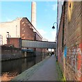 SJ8497 : Rochdale Canal by Gerald England