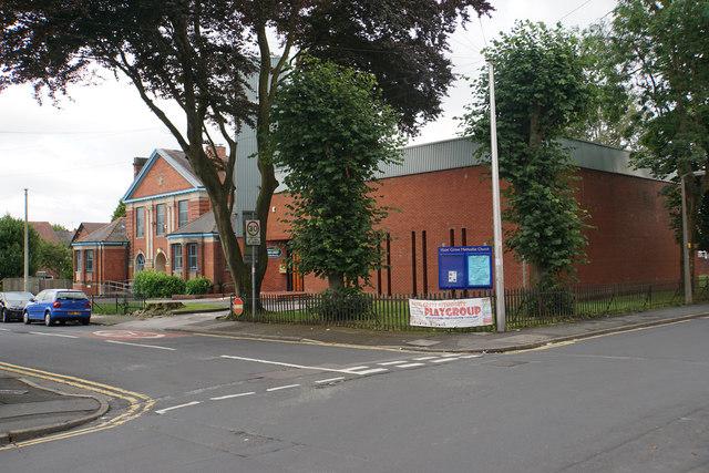 Hazel Grove Methodist Church