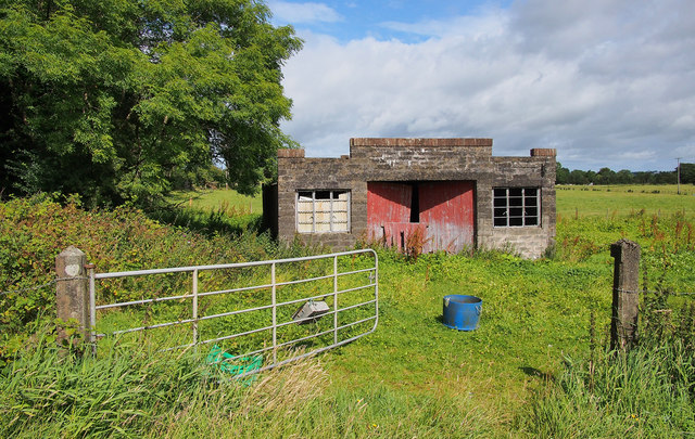 Old building, Dunloy