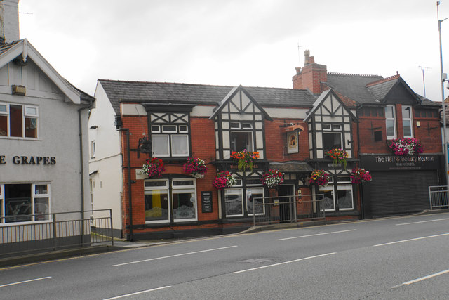 Two pubs and a salon