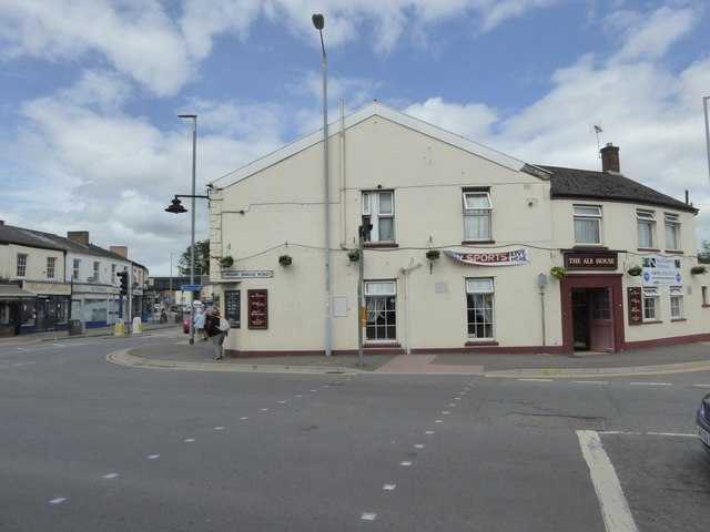 The Ale House, North Town, Taunton