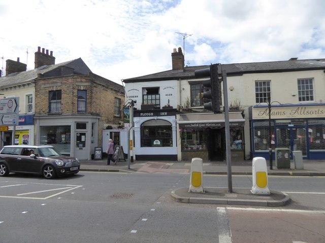 The Plough Inn, Station Road