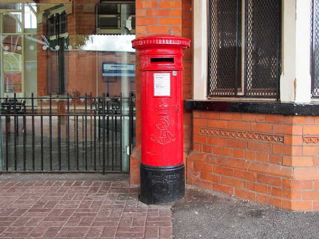 Postbox, Ballymoney