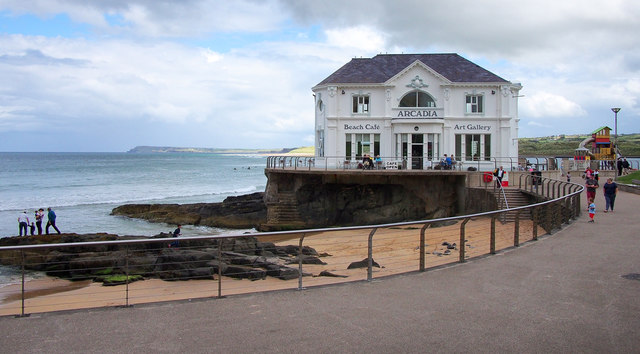 The 'Arcadia', Portrush