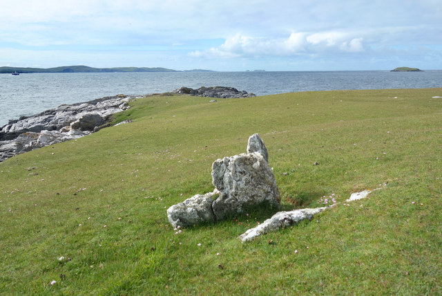 Ness of West Sandwick, westernmost point