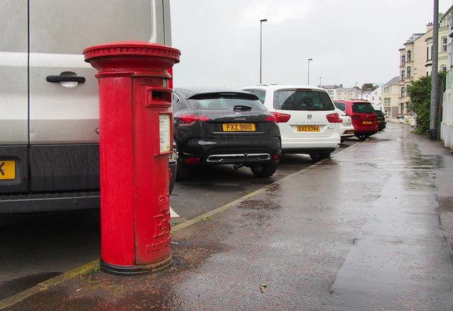 Postbox, Portrush