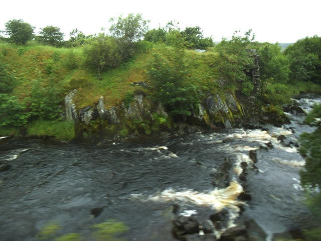 River Ribble below Helwith Bridge