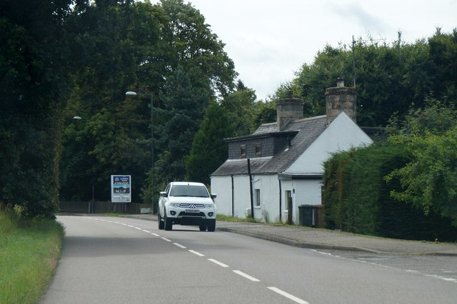 Great North Road, Muir of Ord
