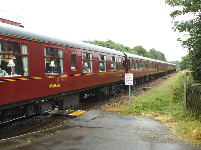"""Pamela"" at Appleby"