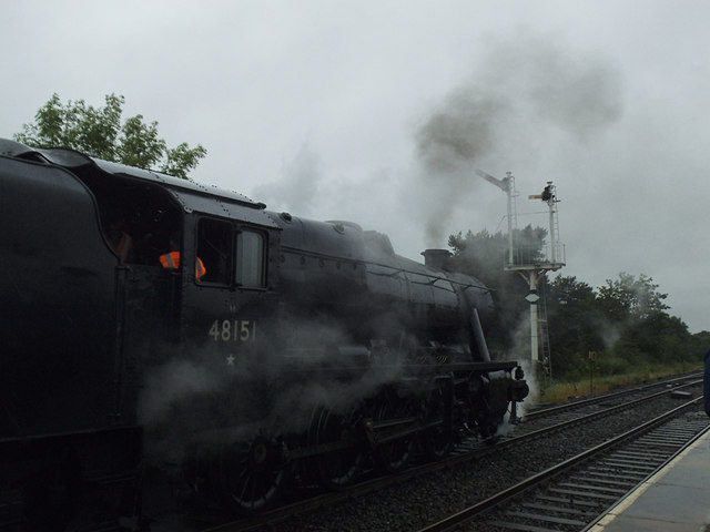 Getting up steam at Appleby