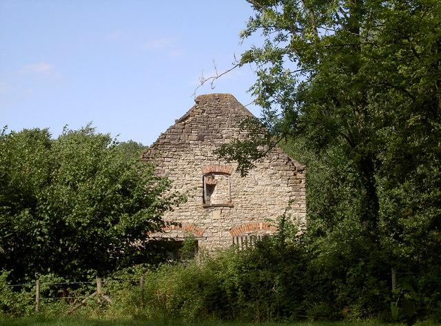 The old Woollard tannery