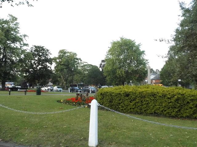 Green in Harpenden