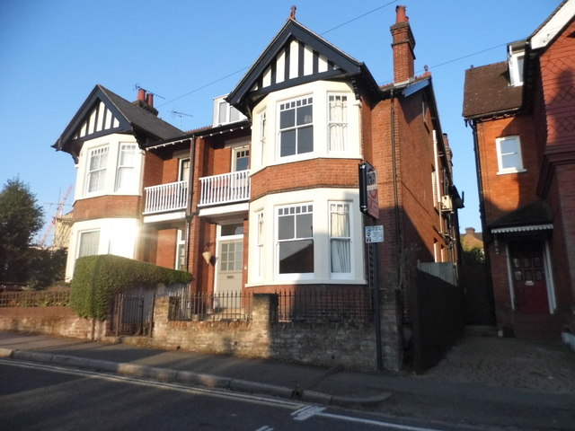 Houses on Gombards, St Albans