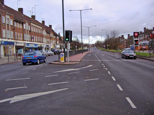 Lyttleton Road, Hampstead Garden Suburb