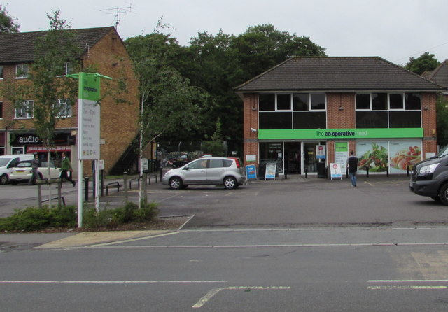 The Co-operative Food store, 14 Hursley Road, Chandler's Ford