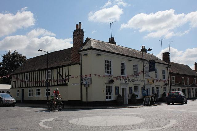The Kings Head, 90 High Street, Hadleigh