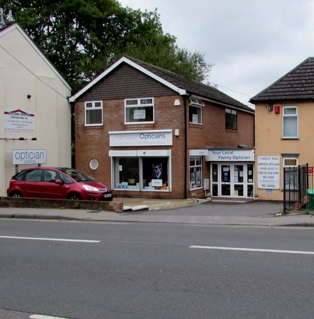 Hampson Opticians, Chandler's Ford