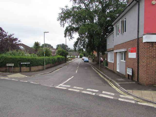 Mead Road, Chandler's Ford